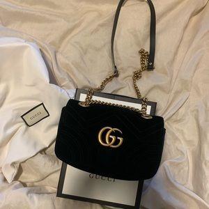Gucci Mormont velvet (mini)